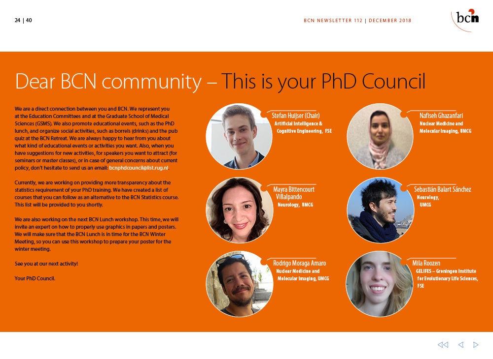 layout digital newsletter bcn
