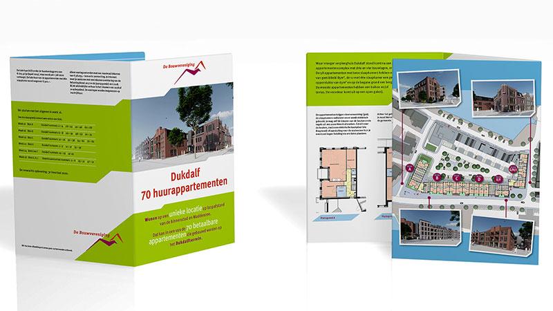 folder ontwerp nieuwbouw uitgelicht