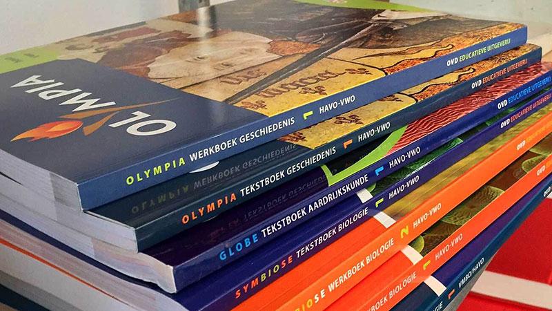 ontwerp educatieve boeken onderwijs