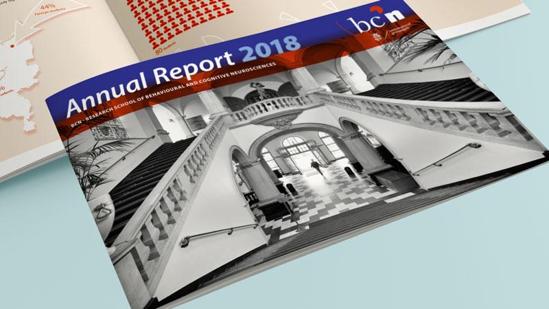 ontwerp jaarverslag BCN, research school of behavioural and cognitive neurosciences